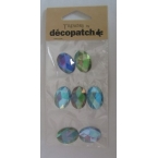 Cabochons Precious Turquoise