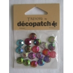 Cabochons Decopatch mini precious