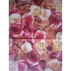 Feuille decopatch 572 Decopatch Rose