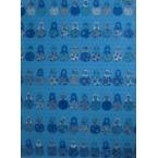 Feuille decopatch 578 Decopatch Bleu