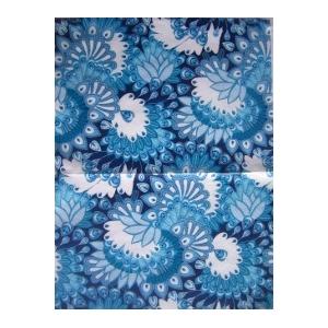 decopatch papier 579 blau maison pratic boutique pour vos loisirs creatifs et votre deco. Black Bedroom Furniture Sets. Home Design Ideas