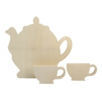 Support ardoise thé sans socle