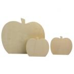 Support ardoise pomme sans socle