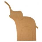 Support ardoise éléphant