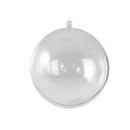 Boule transparente geante 10cm