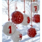 Calendrier Avent Boules
