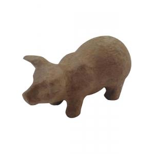 Cochon A Decorer En Carton Decopatch Maison Pratic