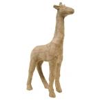Girafe Decopatch à décorer
