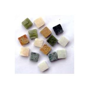 mosaique marbre vert ocre 230 tesselles maison pratic. Black Bedroom Furniture Sets. Home Design Ideas