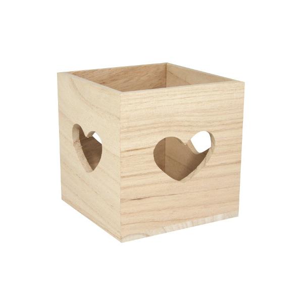 photophore bois coeur maison pratic boutique pour vos loisirs creatifs et votre deco. Black Bedroom Furniture Sets. Home Design Ideas