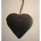 Coeur en ardoise