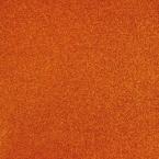 Papier paillettes orange
