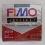 Pate Fimo effects metallics cuivre