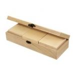 Boite bois set de 4 boites en bois