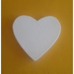 Decopatch coeur plein 12cm