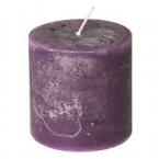 Bougie Violet 7cm