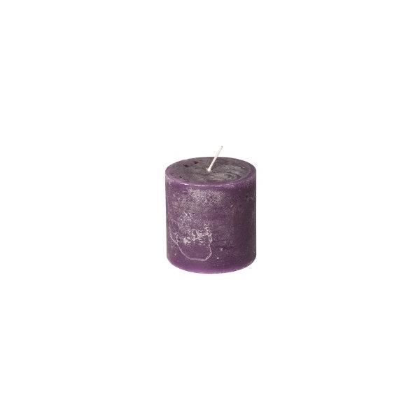 bougie violet 7cm maison pratic boutique pour vos loisirs creatifs et votre deco. Black Bedroom Furniture Sets. Home Design Ideas