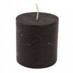 Bougie Noir 7cm