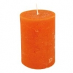 Bougie Orange 10cm