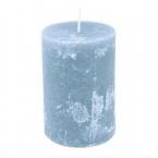Bougie Bleu ciel 10cm