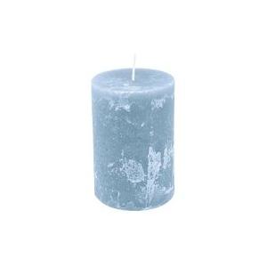 Bougie Bleu clair 10cm cylindrique