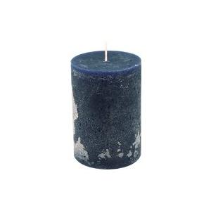 Bougie Bleu nuit 10cm