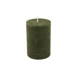 Bougie vert eternel 10cm