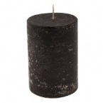 Bougie Noir 10cm