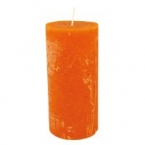 Bougie Orange 15cm