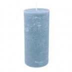 Bougie Bleu ciel 15cm