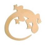 Support à décorer-Salamandre