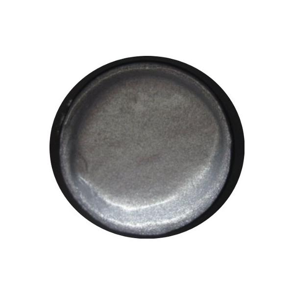 Metallic Silver Fabric Textile Paint 50 Ml Maison Pratic