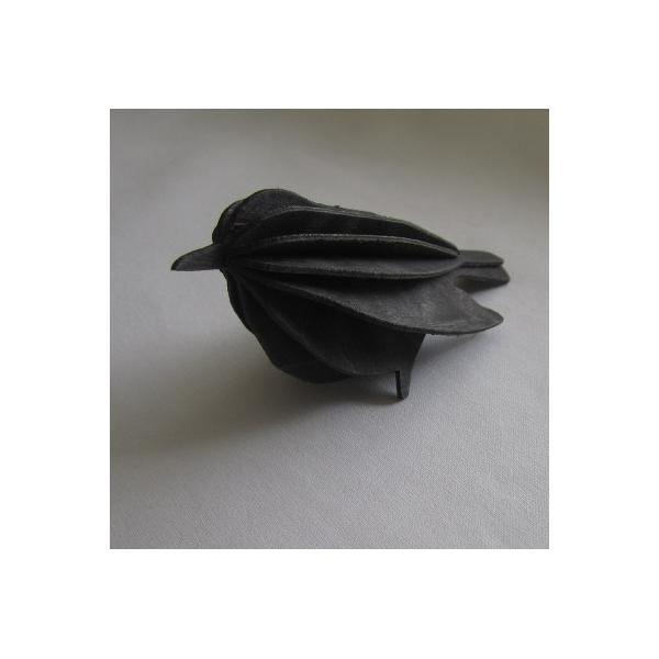 oiseau en bois carte 3d noir maison pratic boutique pour vos loisirs creatifs et votre deco. Black Bedroom Furniture Sets. Home Design Ideas