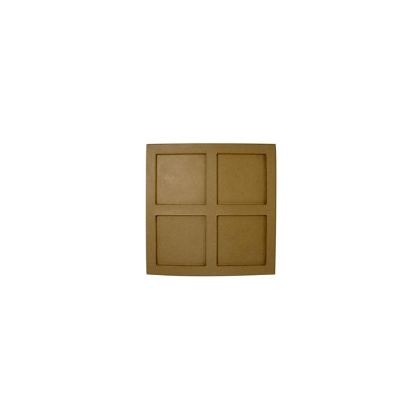 cadre home deco carton maison pratic boutique pour vos. Black Bedroom Furniture Sets. Home Design Ideas