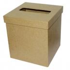 Decopatch Boîte à mouchoir carrée