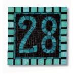 Numero de Rue Atelier Mosaiktoone