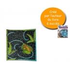 Kit Mosaïque vide poche grenouille MOSAIKTOONE