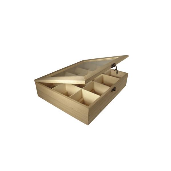 Bo te th 12 cases en bois maison pratic boutique for Case en bois