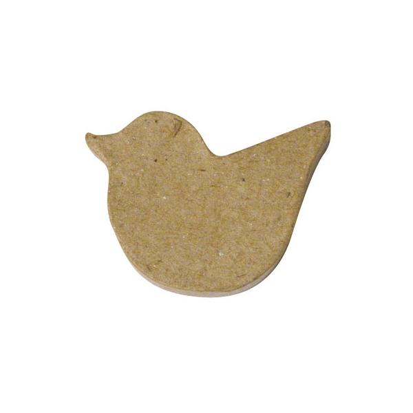 mini oiseau d co en carton maison pratic boutique pour vos loisirs creatifs et votre deco. Black Bedroom Furniture Sets. Home Design Ideas