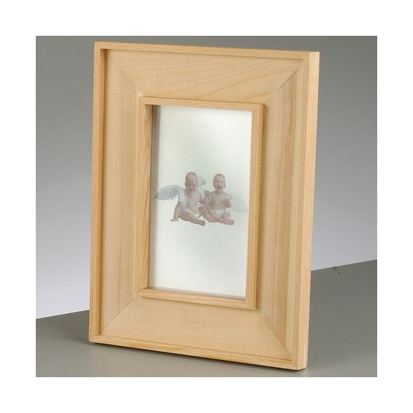 Support pour miroir support miroir sur enperdresonlapin for Cadre photo a decorer