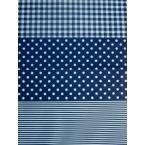 Decopatch 599 Decopatch Bleu clair et Bleu Foncé