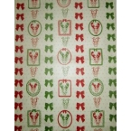 Decopatch 608 vert rouge or