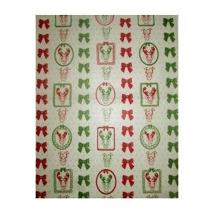 Decopatch 608 vert rouge or