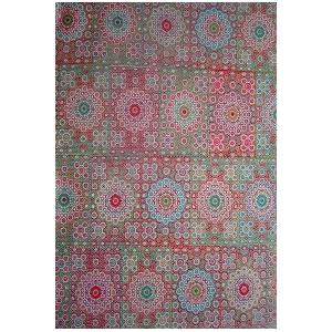 Decopatch 609 vert rouge or