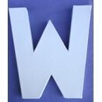 Lettre 3D-W