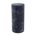 Bougie Bleu Nuit 15cm