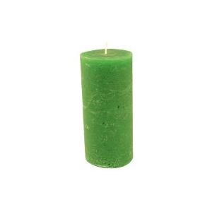 Bougie Vert  gazon 15cm