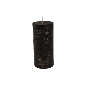 Bougie Noir 15cm