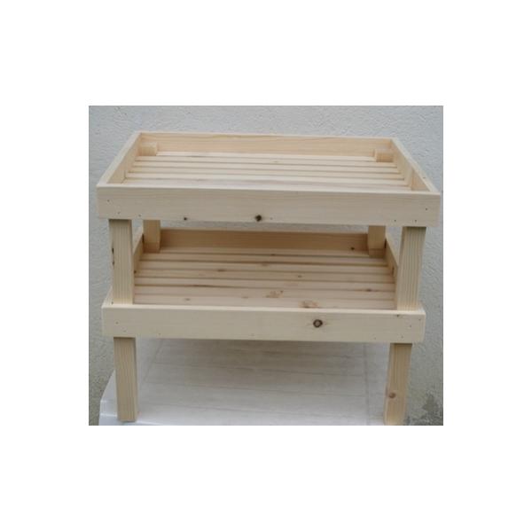 clayette en chene maison pratic boutique pour vos. Black Bedroom Furniture Sets. Home Design Ideas