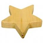 Etoile en bois